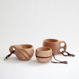 Kuksa Camping Cups