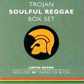 TROJAN - SOULFUL REGGAE BOX SET