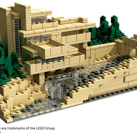 LEGO(R) Architecture - 21005 Fallingwater