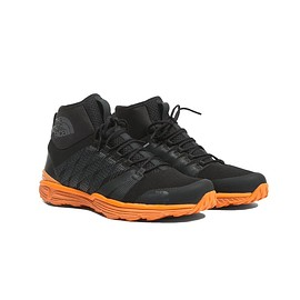 THE NORTH FACE, Publish Brand - Litewave Ampere II HC - Anthracite/Amber Glow