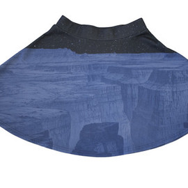 Possible Worlds Clothing - Blue Mars Skirt ブルーマーズのスカート