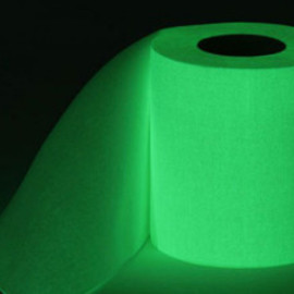 Glow in the Dark Toilet Roll - Click to enlarge