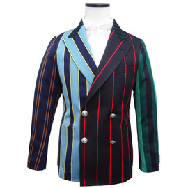 The Stylist Japan - MULTI STRIPE JKT
