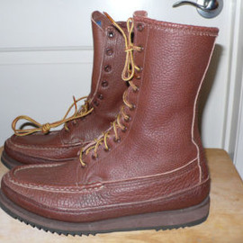 Russell Moccasin - South 40 Bird Shooter Boots