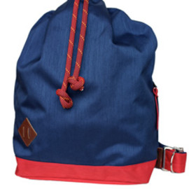 bal - Rope Pack Cloth Bonsack by PORTER (navy)