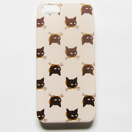 SINDEE - Cat-World/iPhone 5/5S CASE