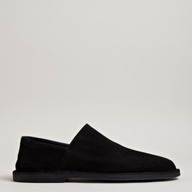 Ann Demeulemeester - Men's Suede Leather Slip-On Shoe