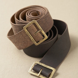 ARTS&SCIENCE - Square Buckle Belt