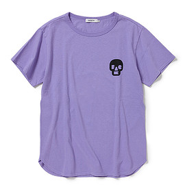 """nonnative, Public Release Recordings - DWELLER S/S TEE COTTON JERSEY OVERDYED for FACE """"It's a Feeling"""""""