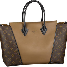 Louis Vuitton - Monogram Tote W PM - Noisette