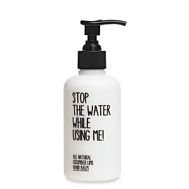 Stop The Water While Using Me! - Cucumber lime hand balm 200ml