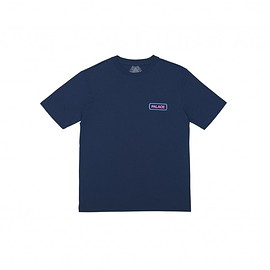 Palace Skateboards - CAVEMAN T-SHIRT NAVY
