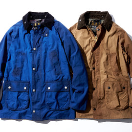 Barbour - Washed BEDALE SL