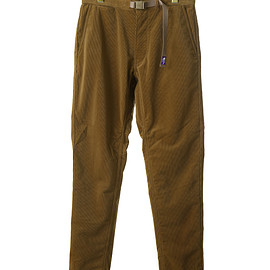 THE NORTH FACE PURPLE LABEL - Corduroy Field Pants  OC(OCHER)