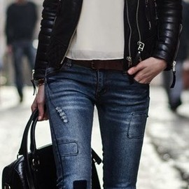 A best piece of selection for street fashion