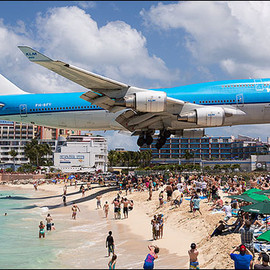 St.Martin Island - Princess Juliana Int'l Airport