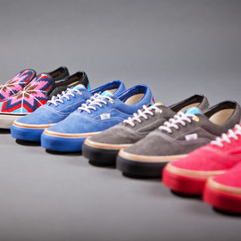 VANS - CLOT x Vans 2012 Holiday Collection