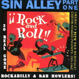Various Artists - Sin Alley