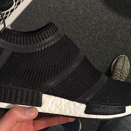 adidas - NMD City Sock Primeknit - Core Black/White