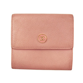 CHANEL - Pink Wallet