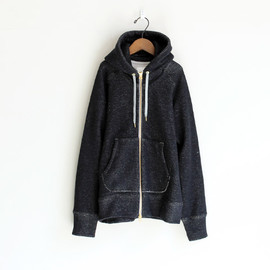 maillot - Wool Sweat Zip Parka MAC-081