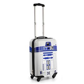 StarWars - Star Wars R2-D2 Carry-On Luggage
