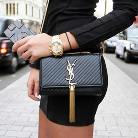 Yves Saint Laurent - bag