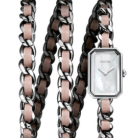 CHANEL - Premiere Rock pastel pink, Watch