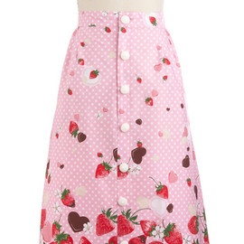 modcloth - Confect the Dots Skirt