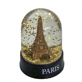 Eiffel tower Snow globe