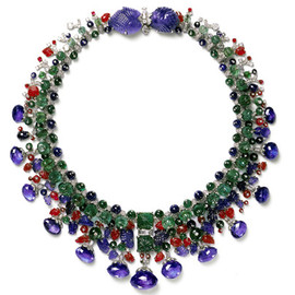 Cartier - Tutti Frutti necklace 1936