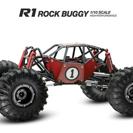 Gmade 1/10 Crawler R1 Rock Buggy