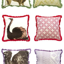 BAZAAR Cushion Cover