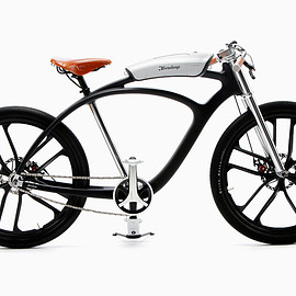 "Noordung - ""Angel"" / Elettriche bike"