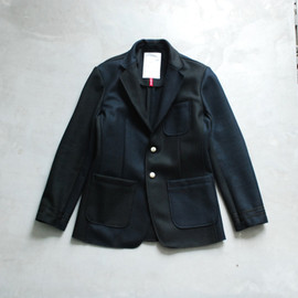 Throughly Denim - Melton Tailored Jacket