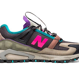New Balance, Bodega - X-Racer All Terrain - Charcoal/Khaki/Olive/Brown/Teal/Purple/Pink?
