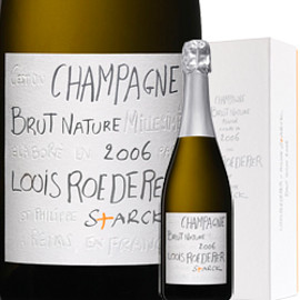 LOUIS ROEDERER - LOUIS ROEDERER BRUT NATURE PHILIPPE STARCK MODEL