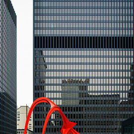 Mies van der Rohe - Federal Center, Chicago