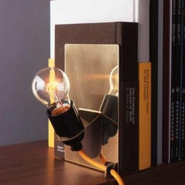 MONOCLE - Library Lamp by Andreas Martin-Löf