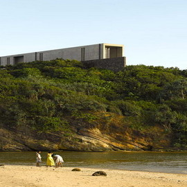 Tadao Ando - House for Saskia Pintelon, Indian Ocean