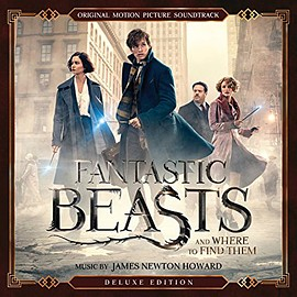 James Newton Howard - Fantastic Beasts And Where To Find Them: Original Motion Picture Soundtrack