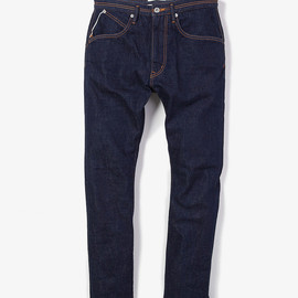 nonnative - DWELLER 5P JEANS COTTON 13oz SELVEDGE DENIM OW size00