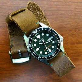 "SEIKO - SKX013 ""Black Boy"" Boys Size"