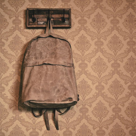 Arts & Science - Leather Backpack