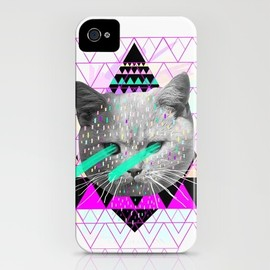 Kris Tate - Pastel iPhone Case