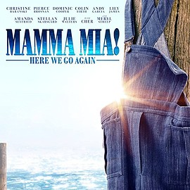 Ol Parker - Mamma Mia! Here We Go Again