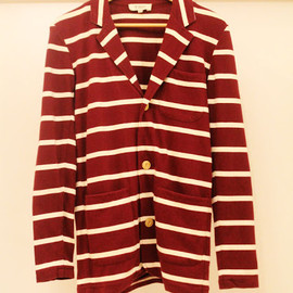 YMC - WORK JACKET(BURGANDY)