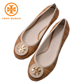 TORY BURCH - REVA RAFFIA STRAW NATURAL/BLEACH