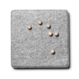 Menu - Felt Panel : Pin Board