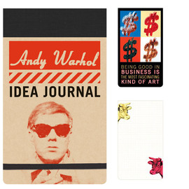 Andy Warhol - Andy Warhol idea journal